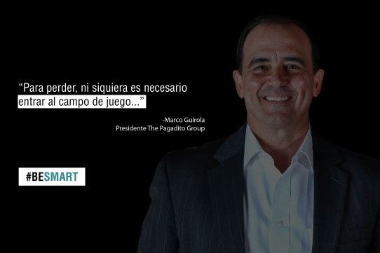 Por Marco Guirola, Presidente de The Pagadito Group
